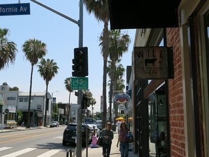 Em Abbot Kinney, Los Angeles