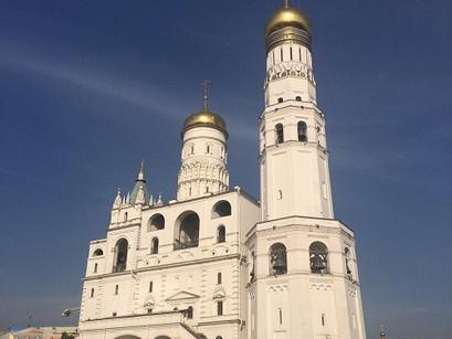 Nos museus do Kremlim