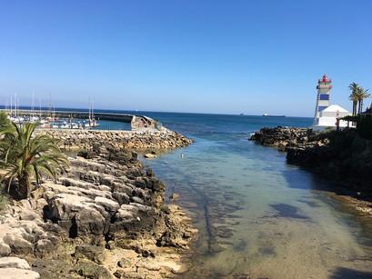 Cascais, o balneário de Portugal