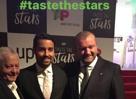 TAP investe em menu feito por chefs