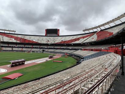 No mundo do River Plate, em Buenos Aires