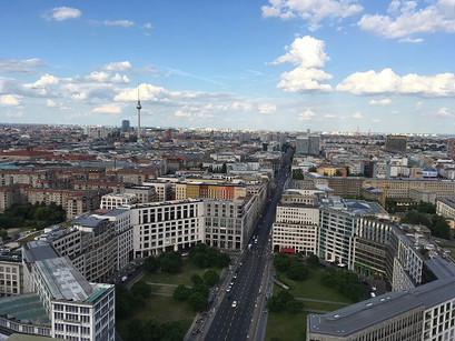 Roteiro por Potsdamer Platz, em Berlim
