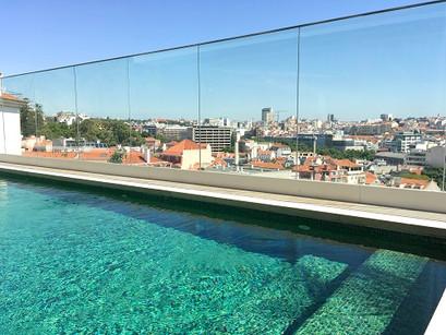 No Memmo Príncipe Real, em Lisboa