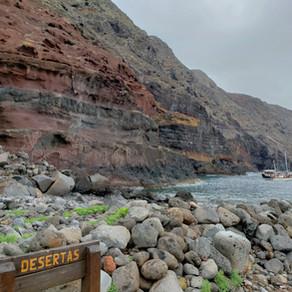 Na Ilha da Madeira, um passeio até as Ilhas Desertas