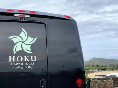 Passeio em Oahu com a Hoku Hawaii Tours