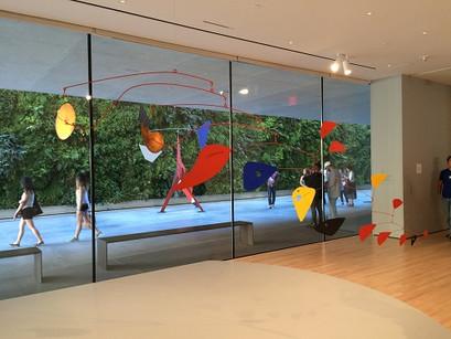No Museu de Arte Moderna de SanFran