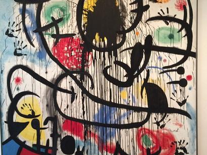 Joan Miró em Barcelona