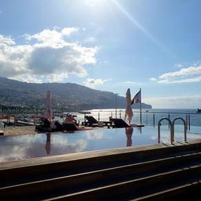 No CR7 Pestana Hotel, na Ilha da Madeira