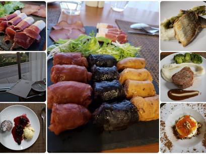 A gastronomia do Norte de Portugal, no Boticas Hotel Art & Spa