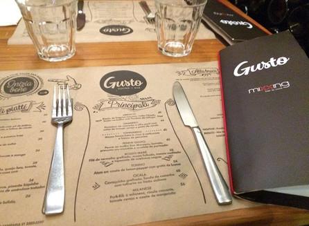 Gastronomia: Gusto brilha no Leblon