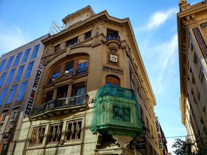 No hotel Casual del Teatro Madrid