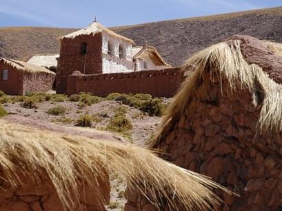 O Deserto do Atacama