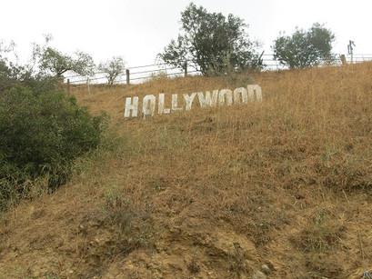 Nas trilhas de Hollywood Hills