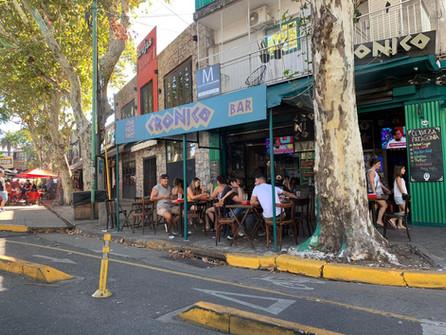 Compras na Villa Crespo, em Buenos Aires