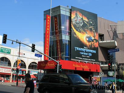 No clima do cinema em LA