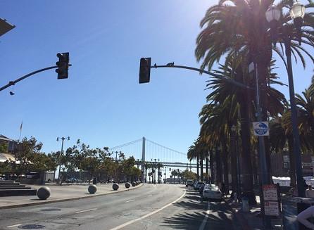 Roteiro pelo litoral de São Francisco