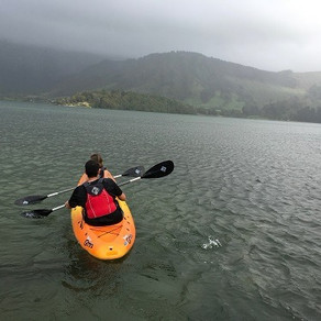 Roteiro na ilha de São Miguel, em Açores