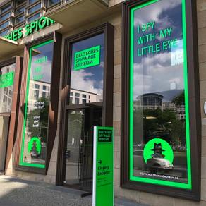 Spy Museum, em Berlim