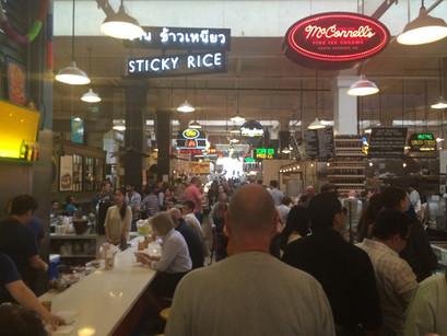 No Grand Central Market, de La