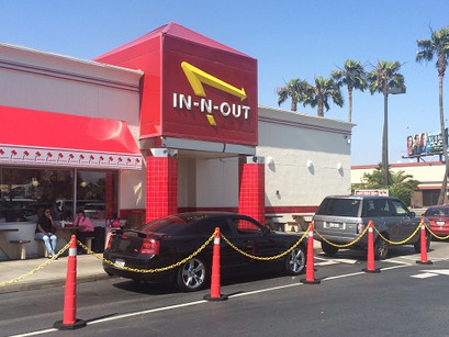 Pausa para o lanche: In N Out