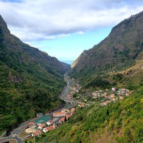 Na montanha russa da Ilha da Madeira, um tesouro do Atlântico