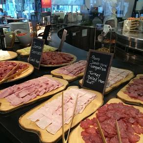 Que café da manhã no Novotel Barcelona City