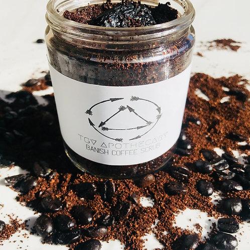 Banish Coffee Body Scrub