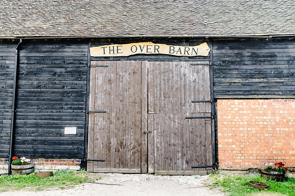 The Over Barn - reference image