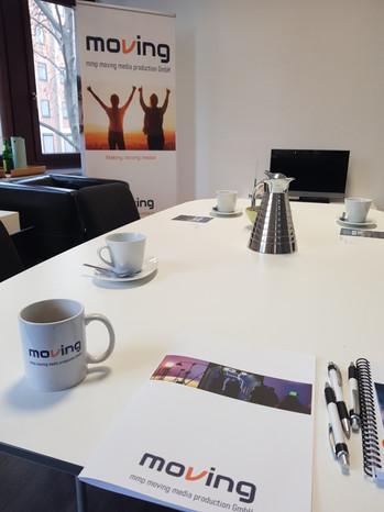 Meetingraum Moving Media 2020