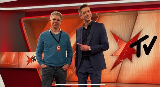 Steffen Hallaschka und Oliver Krämer 2020