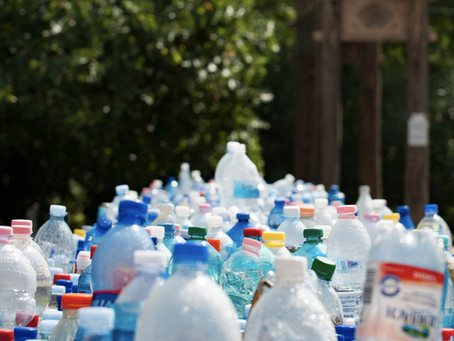 Alternatives to plastic water bottles
