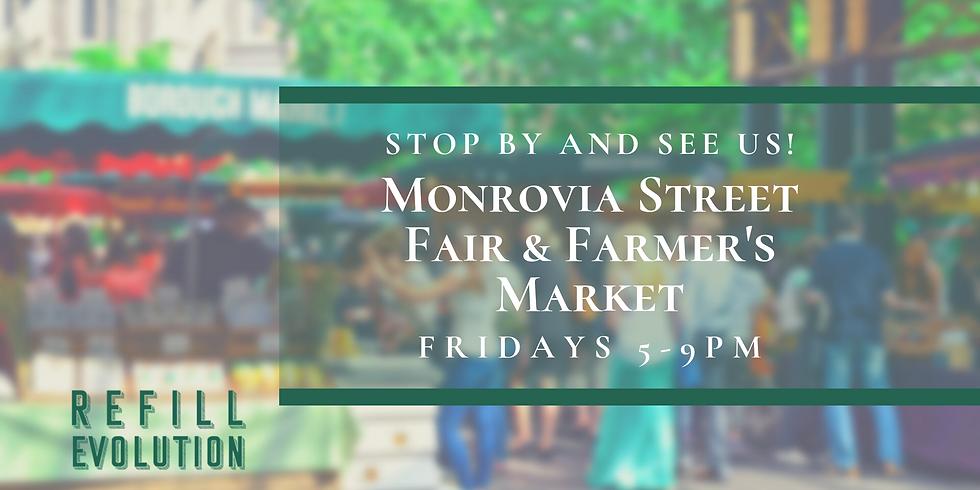 Monrovia Street Fair & Market