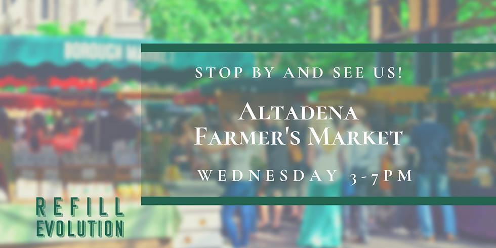 Altadena Farmer's Market (3)