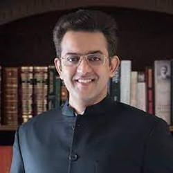Dr Vikram Sampath