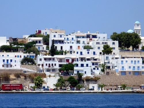 Milos hotels