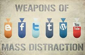 Four Strategies For When Distractions Seem To Sabotage Your Productivity