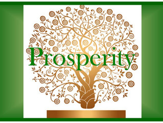 You Are Your Own Prosperity