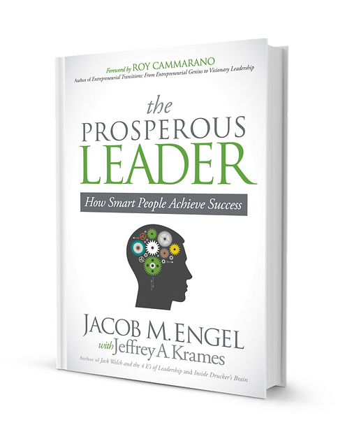 how to acheive success - The Prosperous Leader by Jacob Engel
