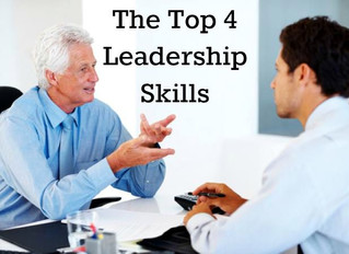 The Top 4 Leadership Skills You Should Be Working on Now