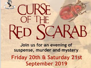 Murder Mystery Night                        20th/21st September