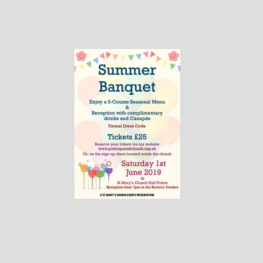 Summer Banquet
