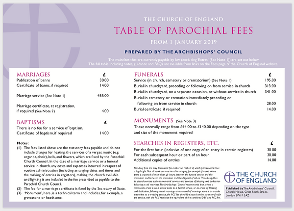 Fees Table 2019 A4 short summary v3.0.pn