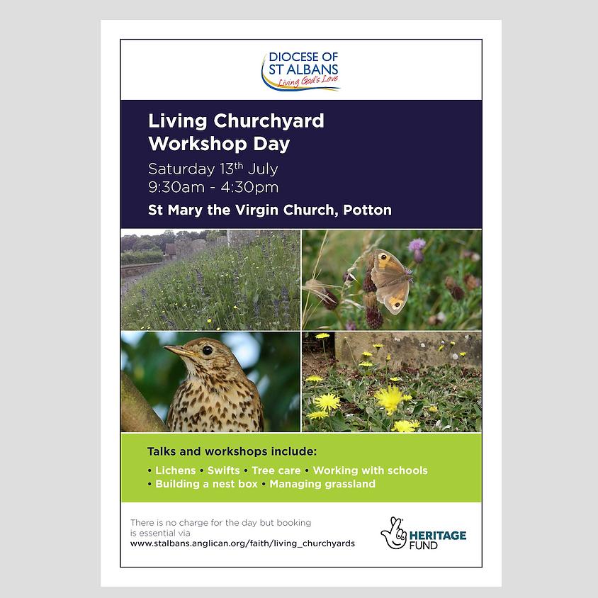Living Churchyard Workshop Day