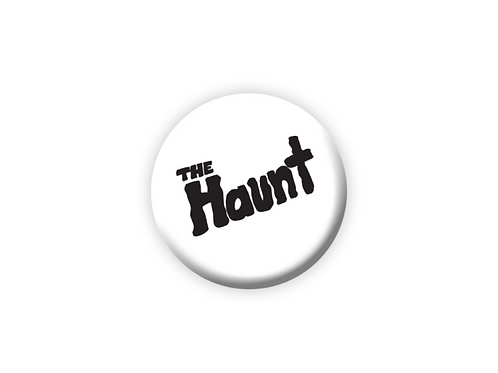 """The Haunt"" Pin"