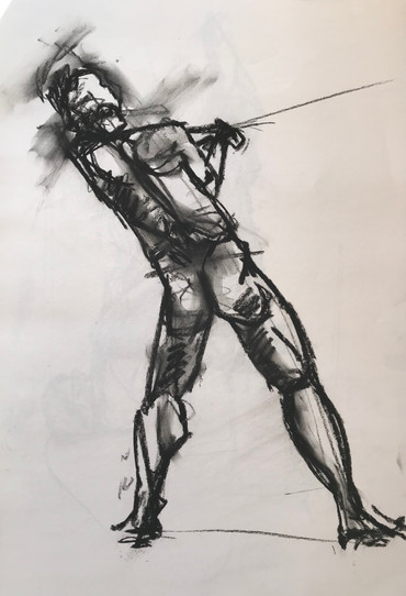 FIGURE DRAWING 43