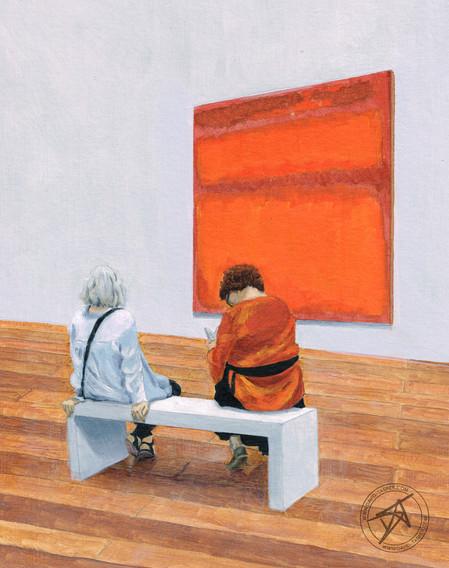 Rothko Ladies
