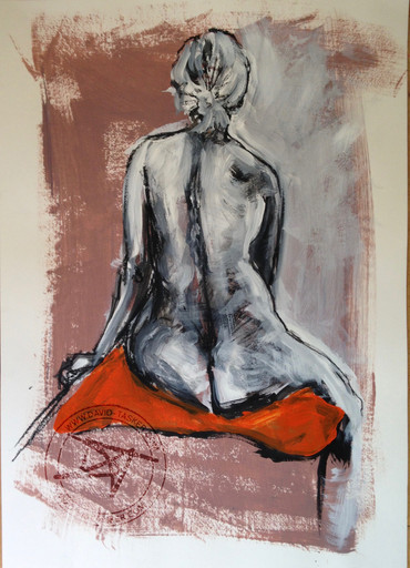 FIGURE DRAWING 37