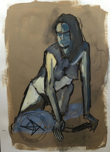 FIGURE DRAWING 13
