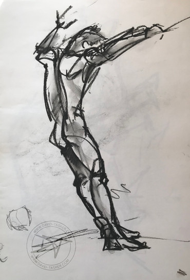 FIGURE DRAWING 42