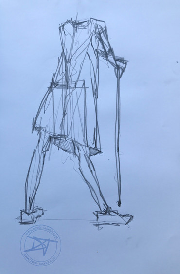 FIGURE DRAWING 34